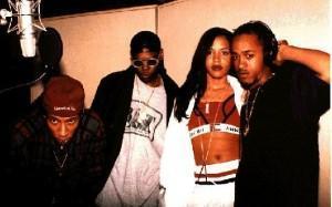 "Boot Camp Clik  – ""Night Riders"" (9th Wonder Remix) feat. Buckshot, Smif N Wessun & Aaliyah [Audio]"