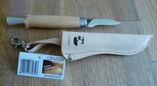 Produkt der Woche - Das Lapin Puukko Pilzmesser - Mushroom knife