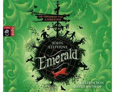 Hörbuch-Rezension - Emerald von John Stephens