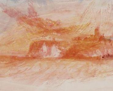 """William Turner in Hamburg, """"Maler der Elemente"""" im Bucerius-Forum, noch bis 11. September 2011"""