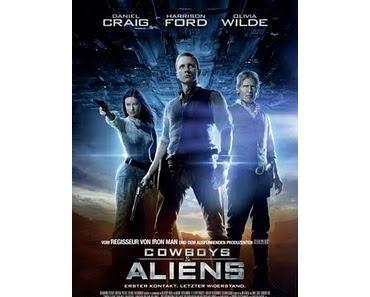 Filmkritik - Cowboys & Aliens