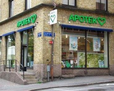 Apotheken in aller Welt, 156: Göteborg, Schweden