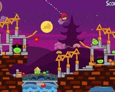 "Update: ""Angry Birds Seasons"" mit 30 neuen ""Moon Festival""-Levels"