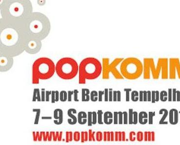 Popkomm: Konvent der Musikindustrie in Berlin