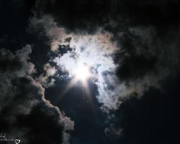Sonne, 25 Grad im Garten.Ein Tag Sommer gab es demnach he...