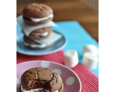 Marshmallow-Whoopies