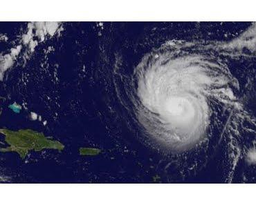 Hurrikan KATIA legt plötzlich mächtig zu - jetzt Kategorie 2