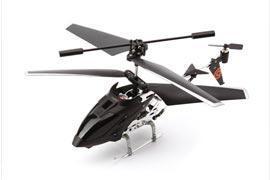 "Geht in die Luft: mit dem iPhone ferngesteuerter Helikopter ""Griffin Helo TC Touch"""