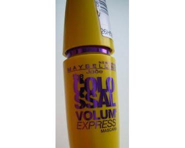Maybelline Jade Colossal Volum' Express Mascara