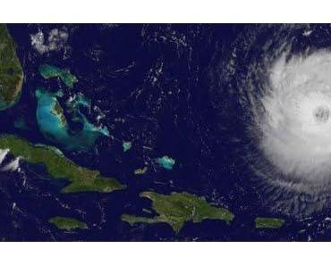 KATIA legt zu - fast Major Hurricane (Kategorie 3) - gefährlicher Wellengang US-Ostküste und Bermudas