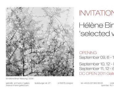 Köln: Hélène Binet – Selected Works