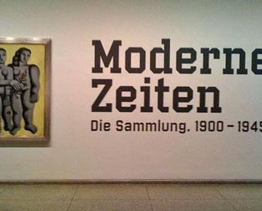 Moderne Zeiten in Berlin