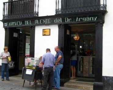 Apotheken in aller Welt, 160: Santa Cruz de La Palma, Kanarische Inseln