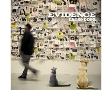 "Evidence im Interview mit Beats Are Us über sein neues Album ""Cats & Dogs"""