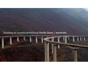 Fotogalerie f75: Claudio Zanon – Autostrade