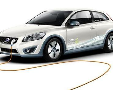 Volvo C30 electric: Auf den Arm nehmen kann ich mich auch alleine!