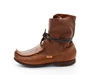 Produkt der Woche - Schuhe aus Rentierleder