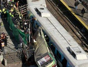 Schweres Zugunglück in Buenos Aires fordert 11 Todesopfer