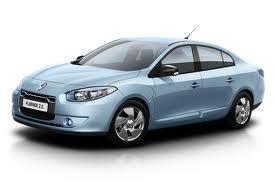 Renault und Wechselakkus
