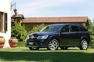 Fiat Freemont: Verkaufsstart für das SUV mit 7-Sitzen