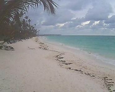 Dom Rep (Punta Cana), Puerto Rico, Zentralamerika, Florida, Georgia & South Carolina: Es brodelt ganz ordentlich