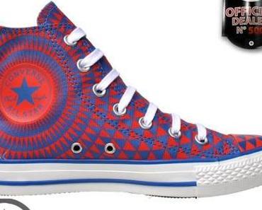#Converse Chuck Taylor All Star #Chucks 107997 Op Art HI
