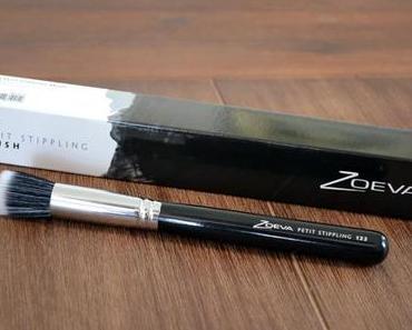 new in: Zoeva Petit Stippling Brush