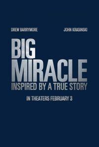 Trailer zu 'Big Miracle' mit Drew Barrymore