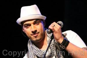 Mit Mehrzad Marashi bei Rahmann tanzt Tag und Nacht