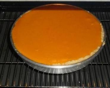 Kuchen des Monats: September – Pumpkin Pie