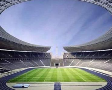 75 Jahre Olympiastadion in Berlin