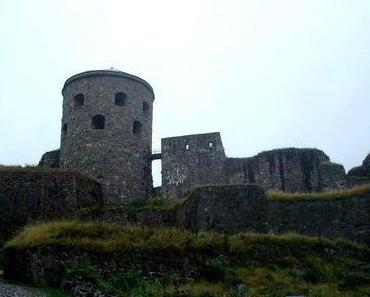 Kungälv und die Festung Bohus