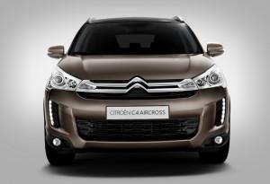 Citroen C4 Aircross: Neues kompaktes SUV-Modell ab März 2012