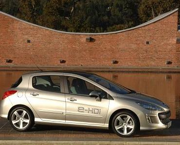 Peugeot und seine e-HDi-Technologie