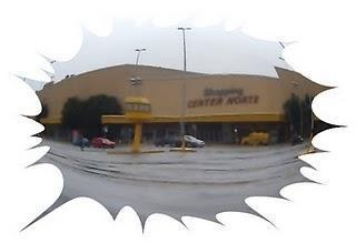 Auf Müll gebautes Shopping-Center droht zu explodieren