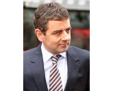Rowan Atkinson alias Mr.Bean exklusiv in TV Movie Jonny English 2