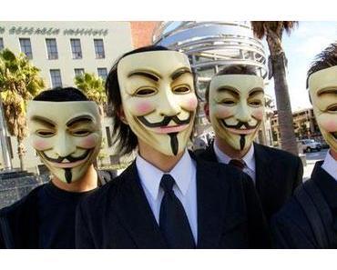 Anonymous und der Tod von Facebook