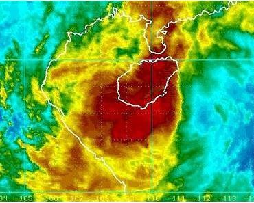NALGAE jetzt zum Teil über Hainan - In Vietnam schon spürbar