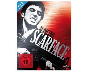 'Scarface' Gewinnspiel mit Blu-ray und Fanpaket