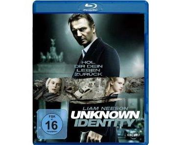 Unknown Identity Filme Review