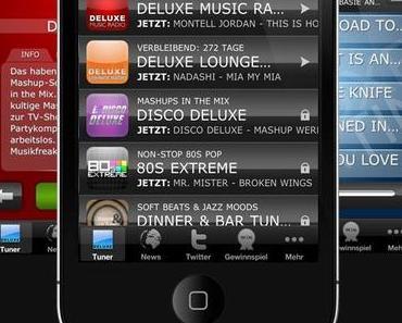 Deluxe Music Tuner: Musikgenuss rund um die Uhr
