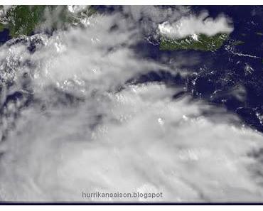 In Punta Cana oder sonstwo in der Dominikanischen Republik? Rechnen Sie mit mehr Regen und Gewittern.