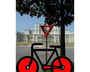 Einer der auszieht, um Bukarest zur Radfahrer-Stadt zu machen