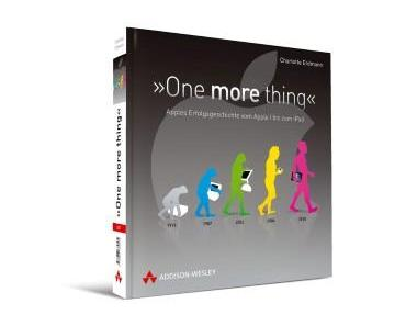 Lesetipp – One more thing