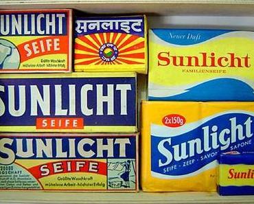 Von Sunlicht und Sunlight, Port Sunlight und unserer Seifensammlung in den Hackeschen Höfen