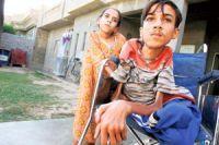 Uran-Waffen: Eine Missgeburt in jeder irakischen Familie