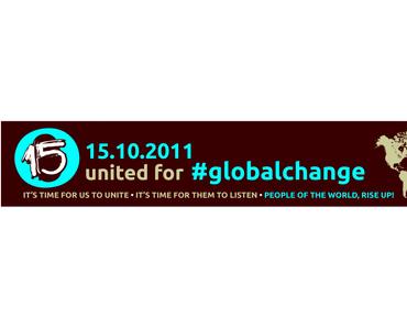 Echte Demokratie jetzt – Weltweite Demos am 15.10.2011