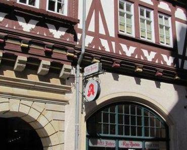 Apotheken in aller Welt, 173: Eisenach, Deutschland