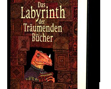 Rezi: Das Labyrinth der träumenden Bücher