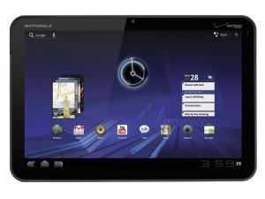 Motorola Xoom erhält Android 3.2 Honeycomb-Update Ende Oktober.